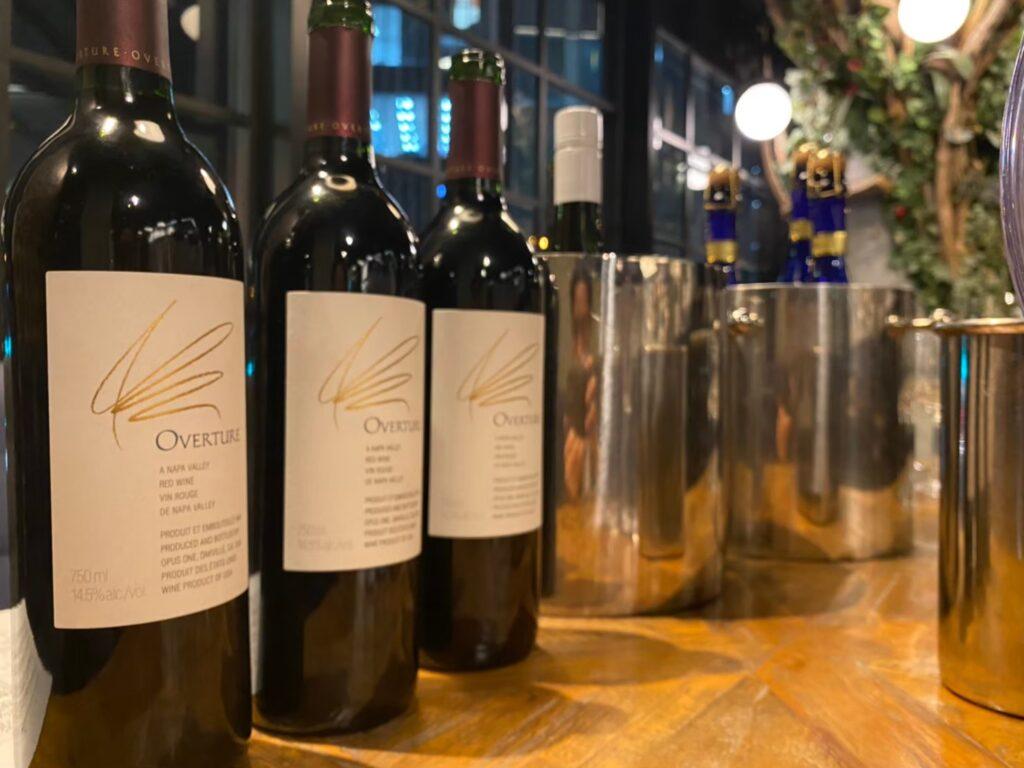 東京でワイン会開催